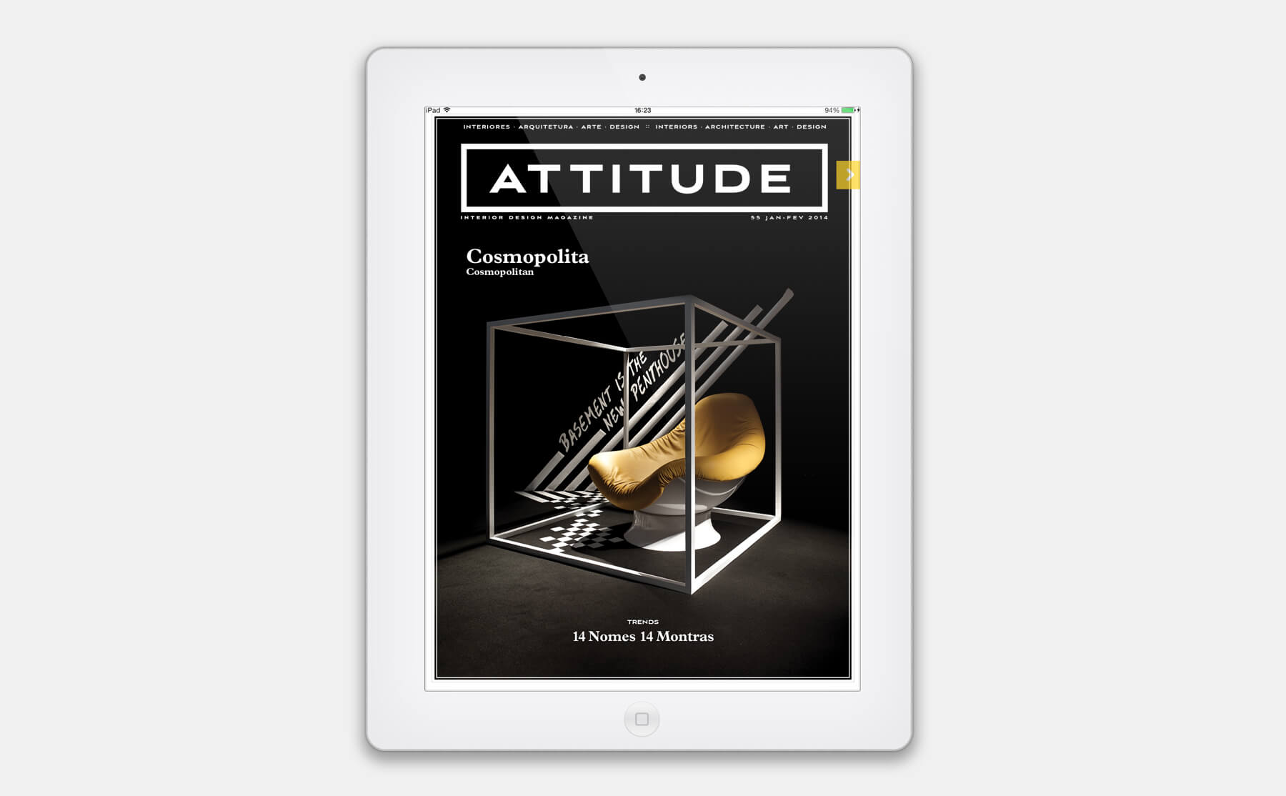 Attitude Tablet Magazine